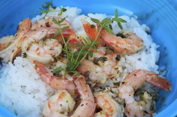 Greek Shrimp And Lemon Recipe