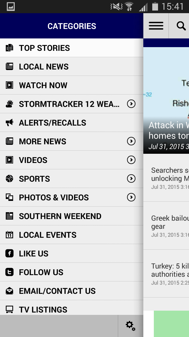 KSLA News 12 (Android) reviews at Android Quality Index