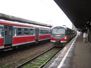 Photo: Katowice: EN57-2056 jako 415 relacji Katowice - Zwardoń
