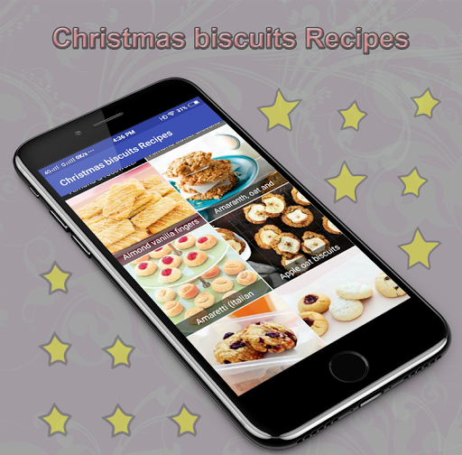 Christmas biscuits Recipes 1.0 screenshots 8