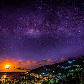 by Lim Keng - Landscapes Starscapes