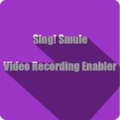Sing! Smule Video Supporter