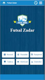 Free FUTSAL ZADAR APK