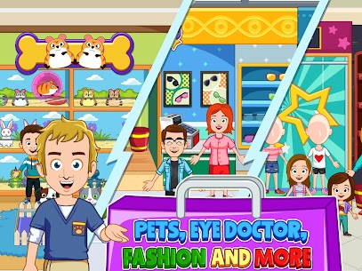 My Town : Shopping Mall MOD APK 1.00 [Characters Unlocked] 9