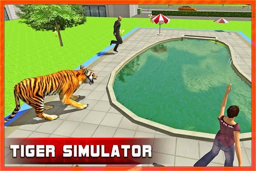 怒虎复仇模拟器