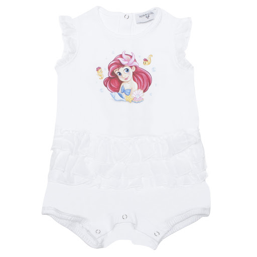 Primary image of Monnalisa Disney Cotton Shortie