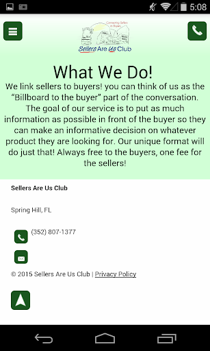 Sellers Are Us