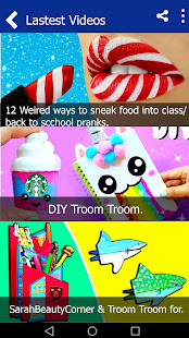 Troom Troom Diy Crafts Videos Apps Bei Google Play