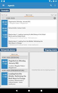 ICSEI 2020 Marrakesh Program for PC-Windows 7,8,10 and Mac apk screenshot 6