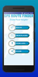 Maps, Gps navigation & direction route finder 2018 - náhled