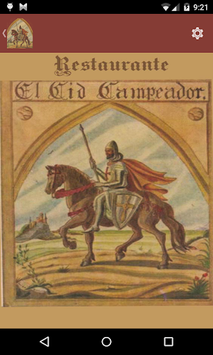 Restaurante El Cid Campeador