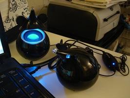 USB Rats Speakers i-mice