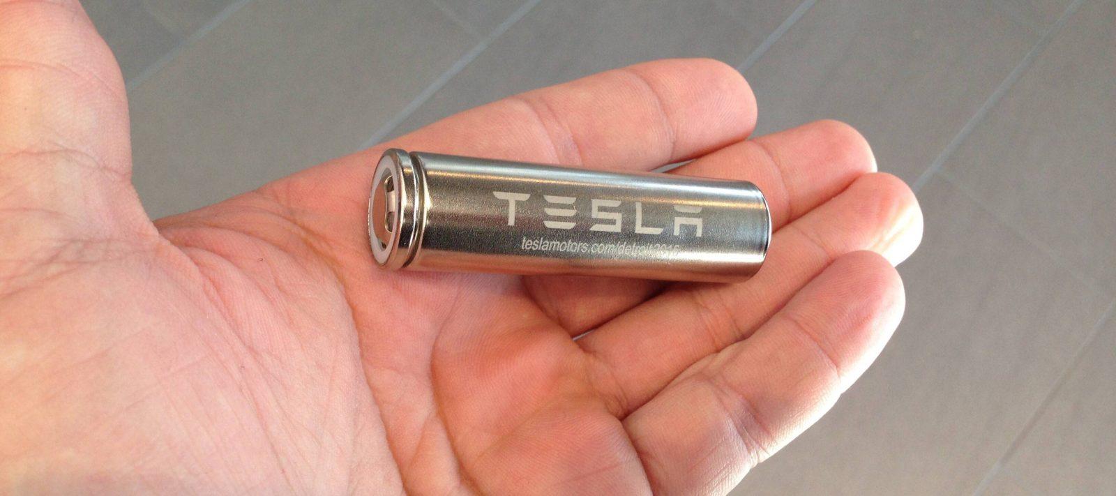 Batterie Tesla
