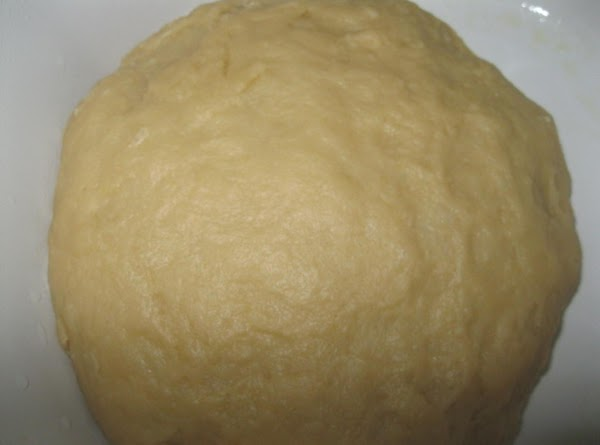 Grease a bowl, place the dough in it, cover with plastic wrap and refrigerate...