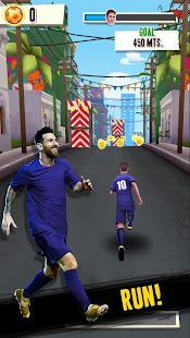 Messi Runner World Tour Screenshot