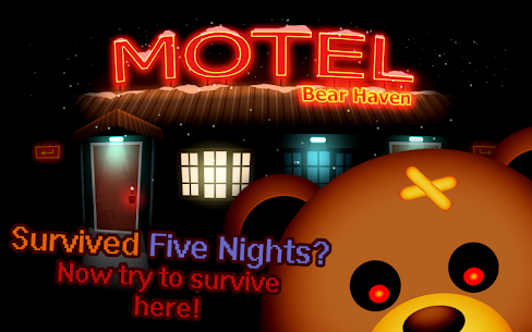 Bear Haven Nights Horror Survival App Download For Android and iPhone 7