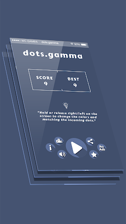 dots γ | Double Color Switch 2.0 screenshot 1498363
