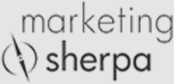 Featured on Marketing Sherpa