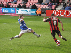Photo: 17/03/12 v Carlisle United (Football League Div 1) 1-1 -contributed by Richard Panter