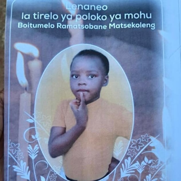 Emotional funeral under way for 6-year-old rape victim Boitumelo Matsekoleng - SowetanLIVE