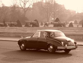 Photo: Jaguar MKII