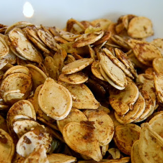 Gingerbread Pumpkin Seeds
