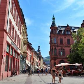 【世界の街角】南ドイツ観光の定番・ネッカー川のほとりに広がる美しい古都ハイデルベルク