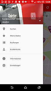 Flinkster – Miniaturansicht des Screenshots
