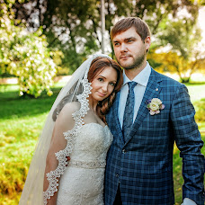 Wedding photographer Ilya Dushechkin (Chichirit). Photo of 27.10.2015