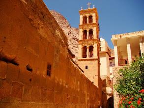 Photo: #019-Le clocher de l'église de la Transfiguration du Monastère Sainte Catherine