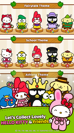 Hello Kitty Friends 1.7.0 screenshots 3
