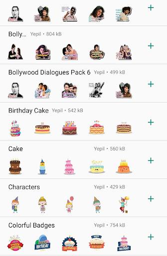 Love Stickers Pack 2019 -I am Rich Premium Pro App  screenshots 1