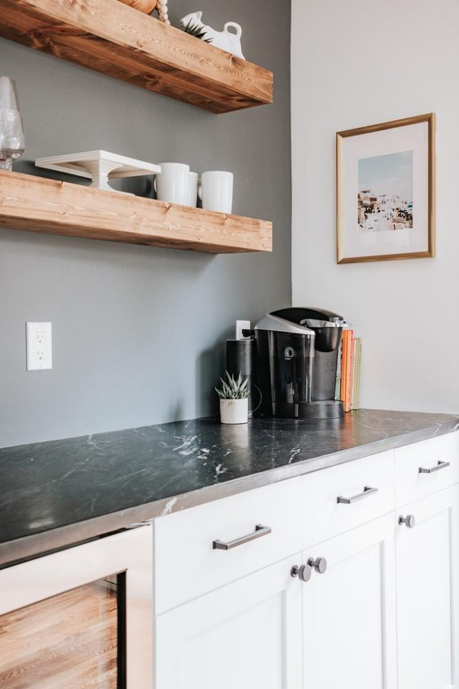 Kitchen Artwork - Kitchen Decorating Ideas for Counters
