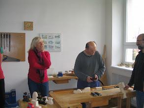 Photo: Exkurze studentů z fakulty Speciální pedagogiky MU s docentkou Jarmilou Pipekovou