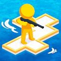 War of Rafts: Crazy Sea Battle icon