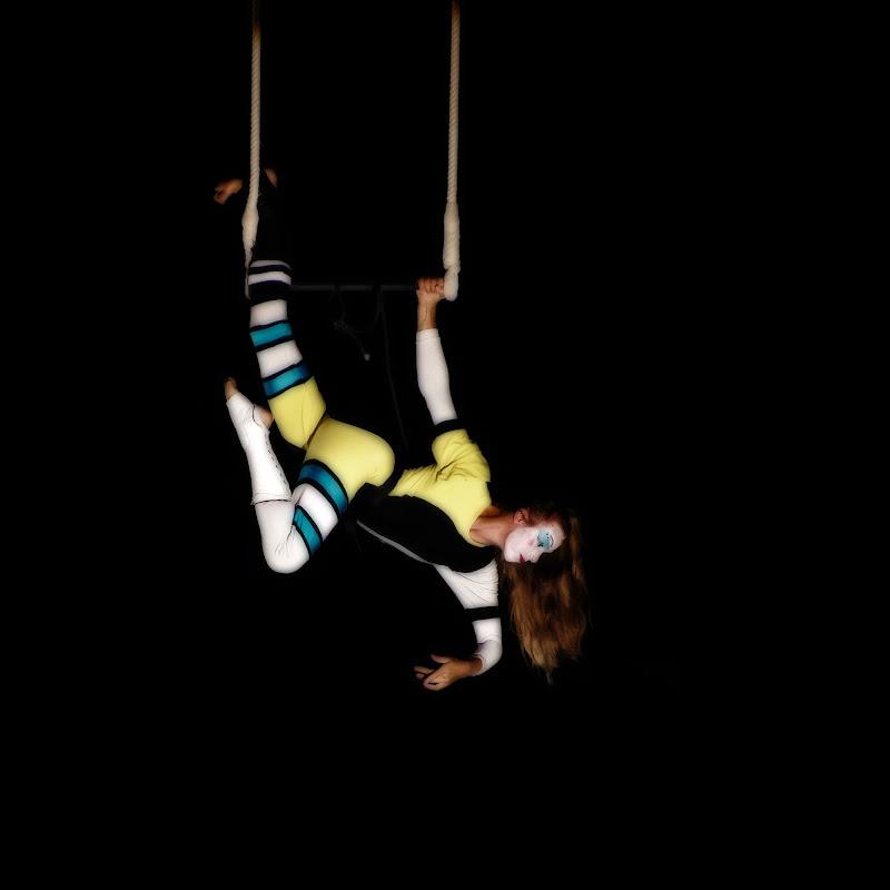L'acrobata di Patrix