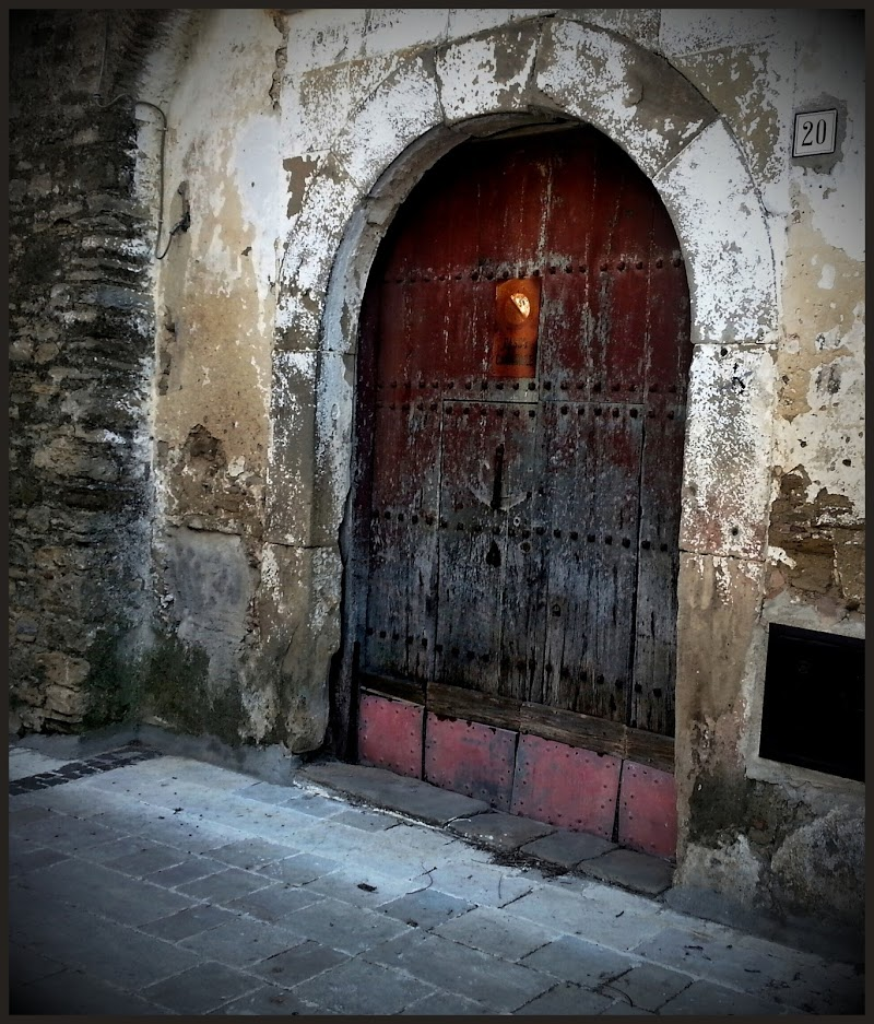 Un'antico portone di Antonello82