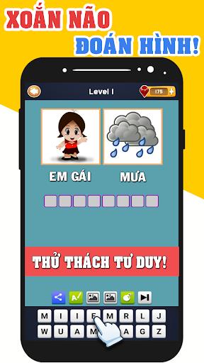 2 hu00ecnh 1 chu1eef - Truy Tu00ecm Bu00e0i Hu00e1t - 2 Hinh 1 Chu 1.0.2 screenshots 2