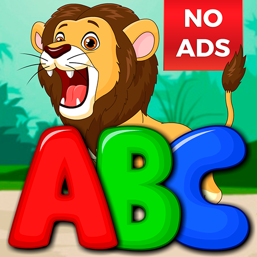 ABCD for Kids - Cartoon Pack (No Ads & Fully FREE) - Apps on