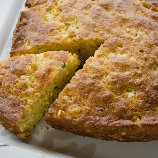 Fresh Sweet Summer Corn and Corn Bread