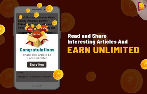 Roz Dhan: Earn Money, Read News, and Play Games Apk Download For Android 8