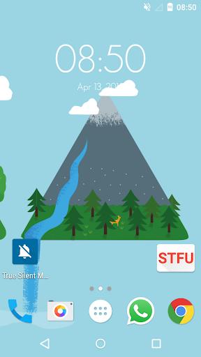STFU Silent Mode Widget