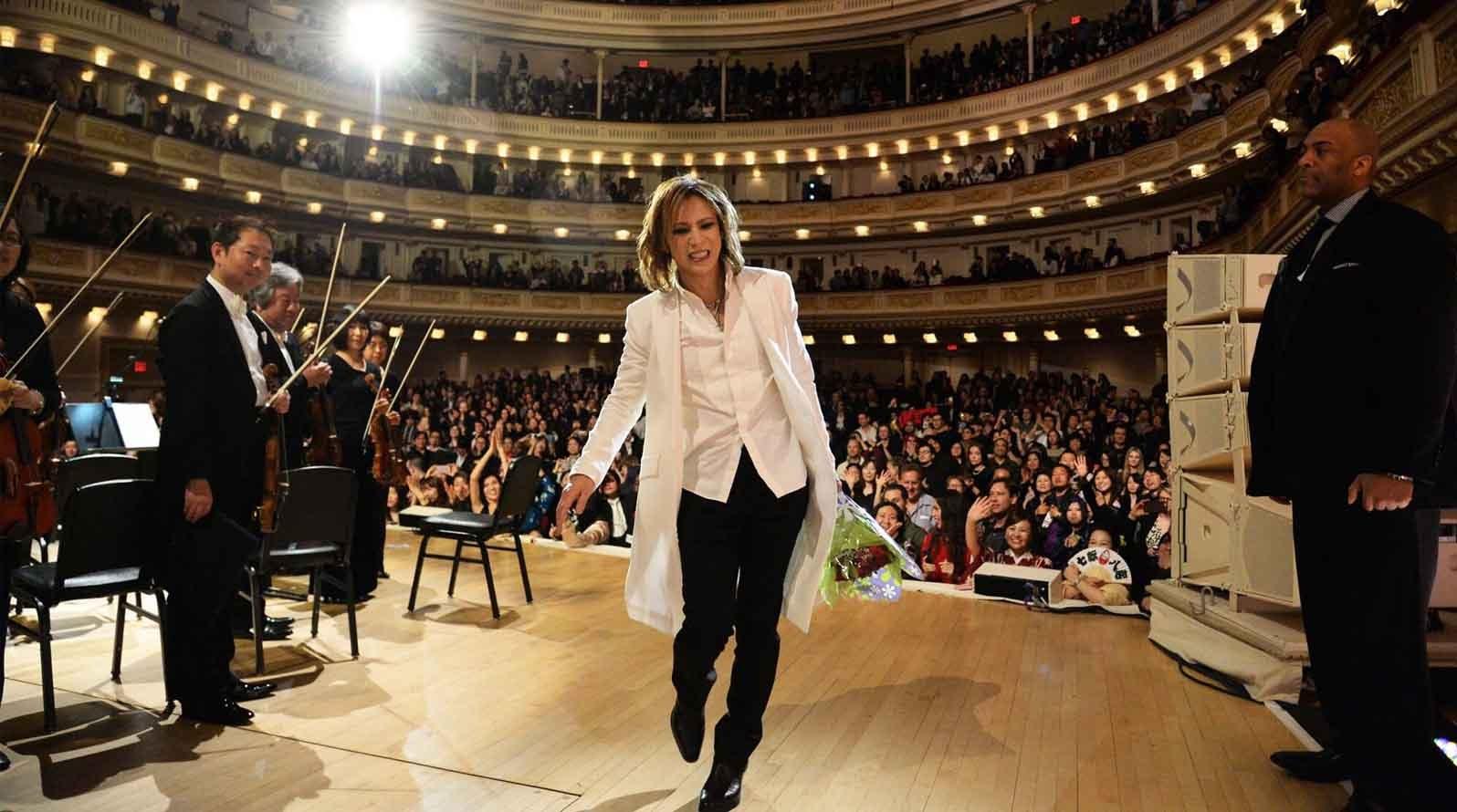 【迷迷歌單】Yoshiki Classical Special at Carnegie Hall