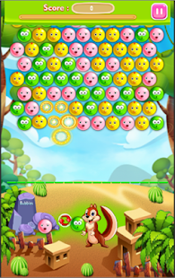 Upin Bubble Ipin Pet Shooter - náhled