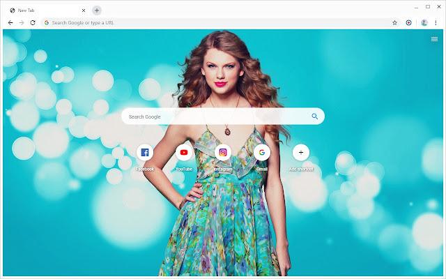 New Tab - Taylor Swift
