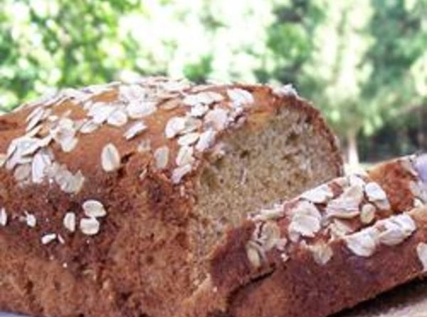 Oatmeal Banana Nut Bread Recipe | Just A Pinch Recipes