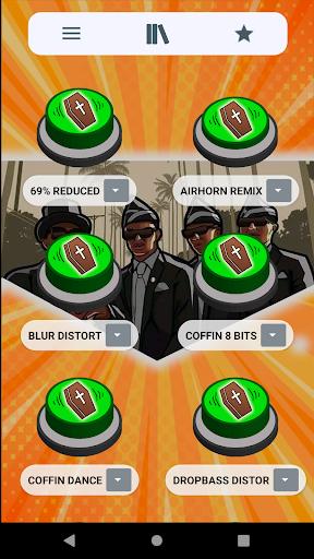 Coffin Dance | Meme Prank Soundboard screenshot 2