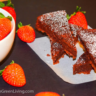 Soft Chocolate Cake made with Askanya Dark Chocolates