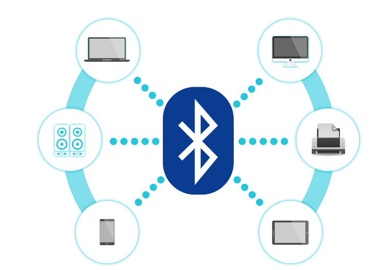 Bluetooth connection to other devices