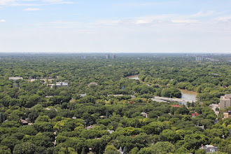 Photo: Looking west alone the Assiniboine River